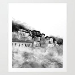 Himalaya Art Print