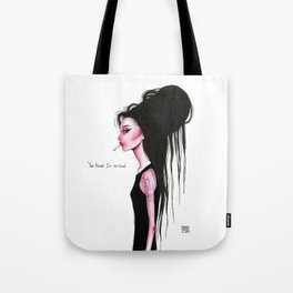 You know I'm no good Tote Bag