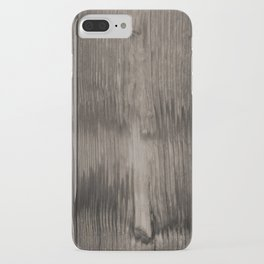 Wooden case iPhone Case