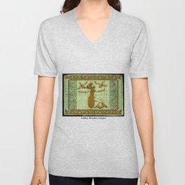 Cleopatra 5 Unisex V-Neck