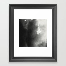 blur to the max Framed Art Print