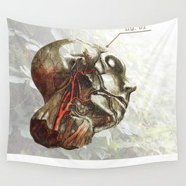 Taxidermy Wall Tapestry