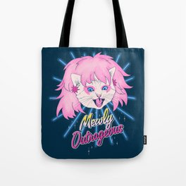 Mewly Outrageous Tote Bag