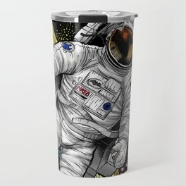 Cosmic astronaut Travel Mug