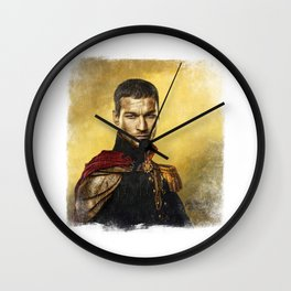 Spartacus  Wall Clock