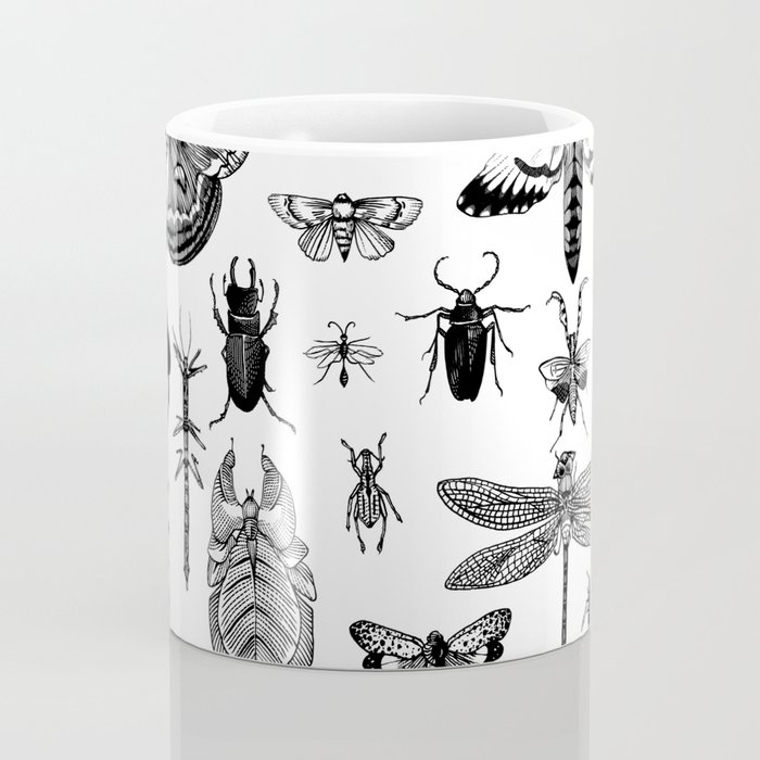 Bug Board Coffee Mug