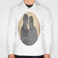 johnlock Hoodies featuring PRESSURE POINT  by thescudders