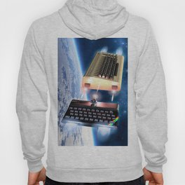 Commodore 64 vs Sinclair ZX Spectrum Hoody