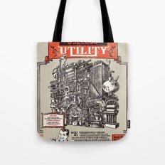 Extraordinarily Useless Utility Tote Bag