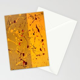 Abstract #7 Stationery Cards
