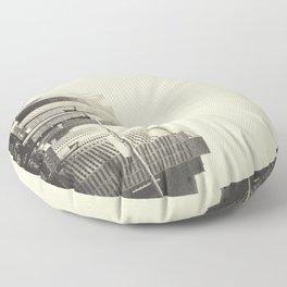 Restless / Urban Design Floor Pillow