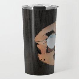 Venus Afro Travel Mug