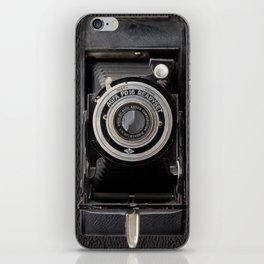 Vintage Agfa Camera iPhone Skin