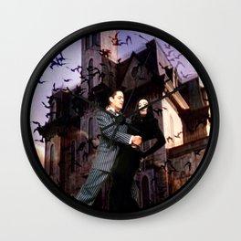 Addams Family Portrait Wall Clock
