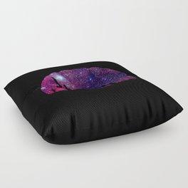 Noche caliente Floor Pillow