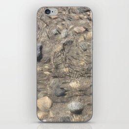 Fish in Weaselhead iPhone Skin