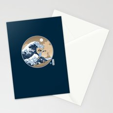 The Great Wave of Republic City Stationery Cards