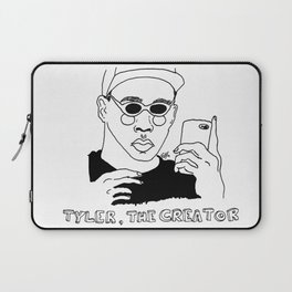 Tyler, The Creator Laptop Sleeve