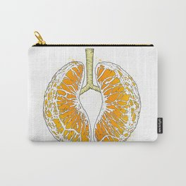 citrus lungs Carry-All Pouch