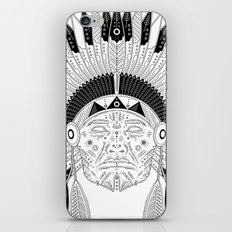 Snapped Up Market - Cowboys & Indians iPhone & iPod Skin