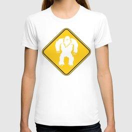 Yeti Alert T-shirt