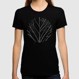 The black leaf T-shirt