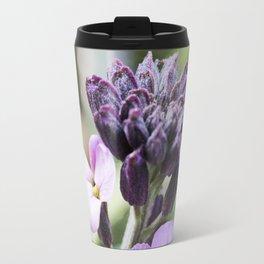 Dame's Rocket Blooming Buds Travel Mug