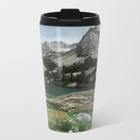 Lake Blanche Metal Travel Mug