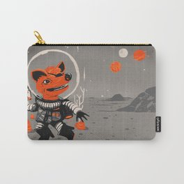 Cpt. Com. Spacecatkilla Carry-All Pouch
