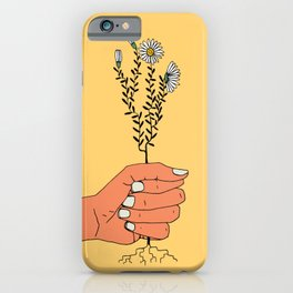 Hold On Tight To Summer iPhone Case