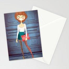 Lady Lady Stationery Cards