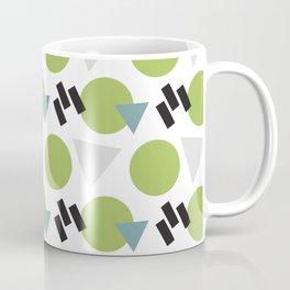 Thursday Shapes Coffee Mug