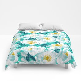 Mount Cook Lily Comforters