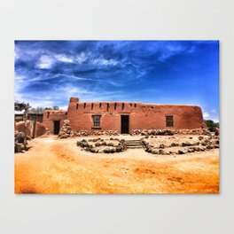 Land of Enchantment Canvas Print
