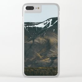 Iceland 10.2018 No.06 Clear iPhone Case