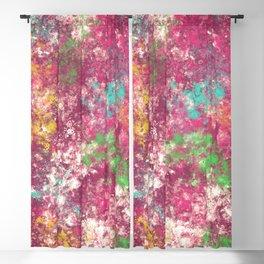Colorful Lost Place Blackout Curtain