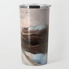 Bird Nest 1 Travel Mug