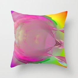 Ufo fantasy ... Throw Pillow