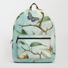 Soon shall our wings be stilled Backpack