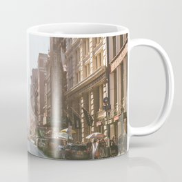 New York City Streets Coffee Mug