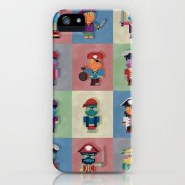 Buccaneers Monstris iPhone Case