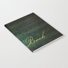 Johann Sebastian Bach Notebook