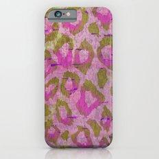 Leopard Sorbet iPhone 6s Slim Case