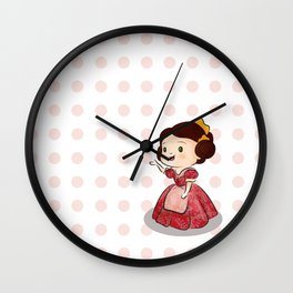 Fallerita Wall Clock