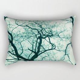 Gnarly Tree Rectangular Pillow
