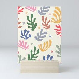 Seaweed Henry Matisse Inspired Mini Art Print