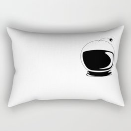 Space Cadet Rectangular Pillow