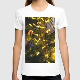 Christmas Tree Decorative Lights T-shirt