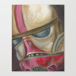 #ShayStrong Trooper Canvas Print