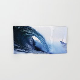 The Wave Hand & Bath Towel